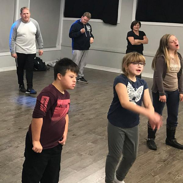 Special need adaptive dance programs, No Limits, Belleville, Quinte